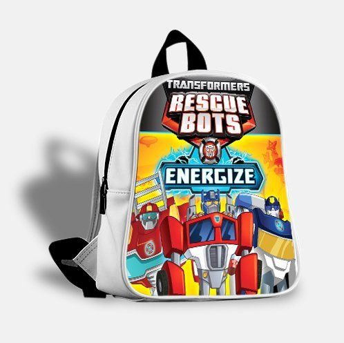 """Transformers Large 16/"""" inches Backpack  for Kids Licensed Product"""