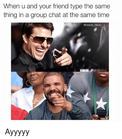 20 Hilarious Group Chat Memes You Ll Find Too Familiar Sayingimages Com Group Chat Meme Group Of Friends Quotes Friend Memes