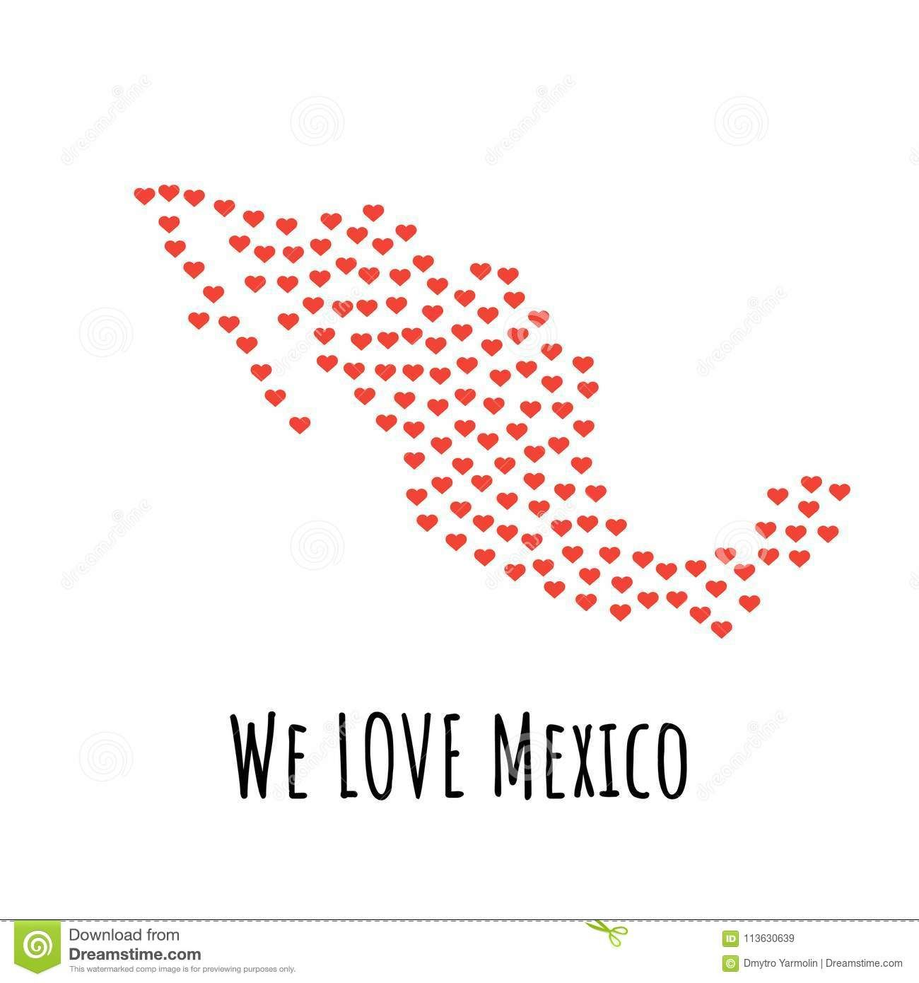 Mexico Map with red s - symbol of love. abstract ... on mod symbols, power symbols, crane symbols, sport symbols, baltimore symbols, cd symbols, race symbols, state symbols, real symbols, cook symbols,