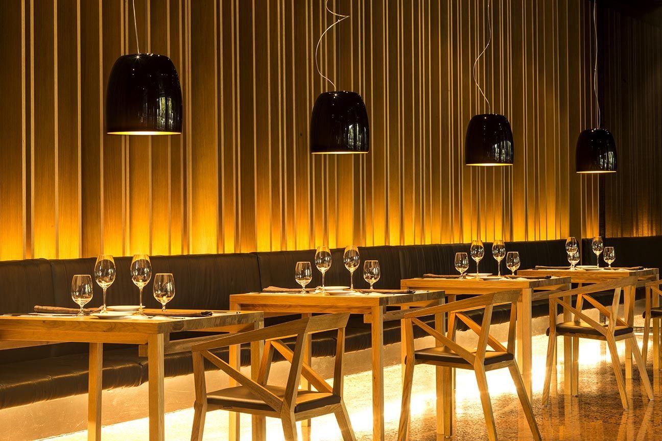 Prandina Mobili ~ Notte blown glass suspension lamps by #prandina www.prandina.it