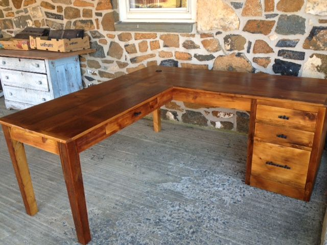 L Shaped Desk From The Furniture From The Barn Collection. See More At  Furniturefromthebarn.