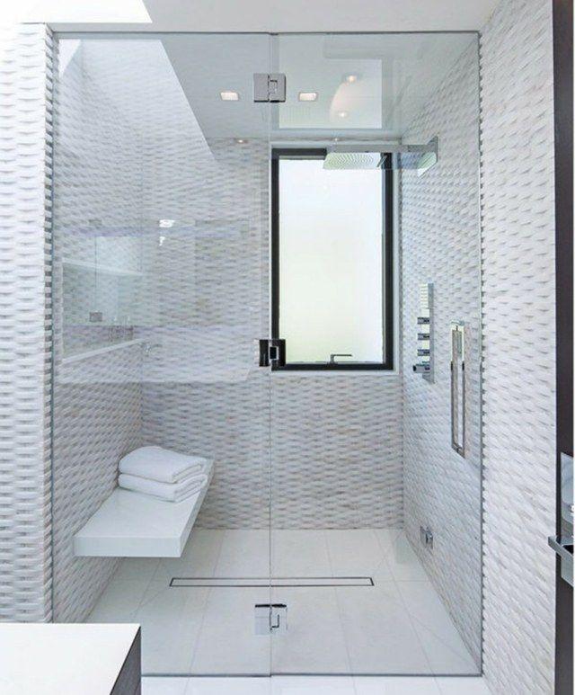Duschkabine: 36 Beispiele italienisches Badezimmer   Pinterest ...