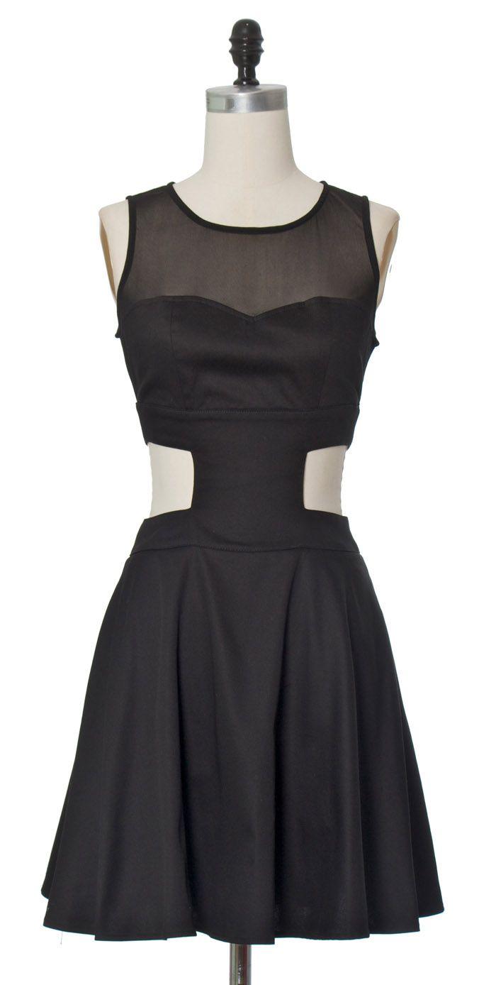 Shades Of Black Dress Black Dress Simple Black Dress Dresses [ 1388 x 700 Pixel ]