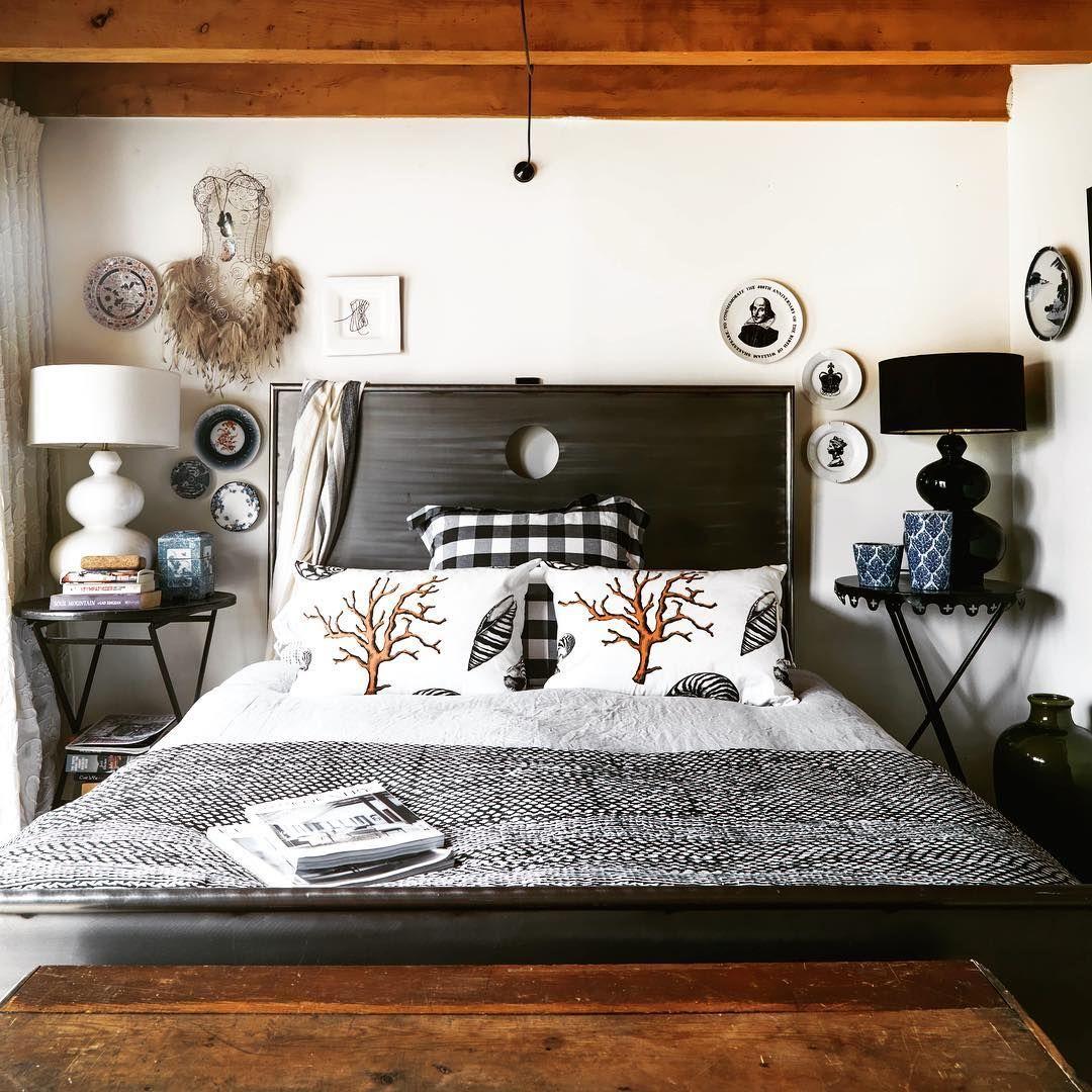nzhouseandgarden #countrybedroom #bedroom #woodenceilings