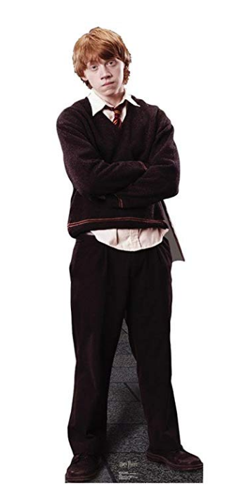Ron Weasley Harry Potter And The Order Of The Phoenix Advanced Graphics Life Size Cardboard Standup Sta Harry Potter Ron Weasley Ron Weasley Harry Potter
