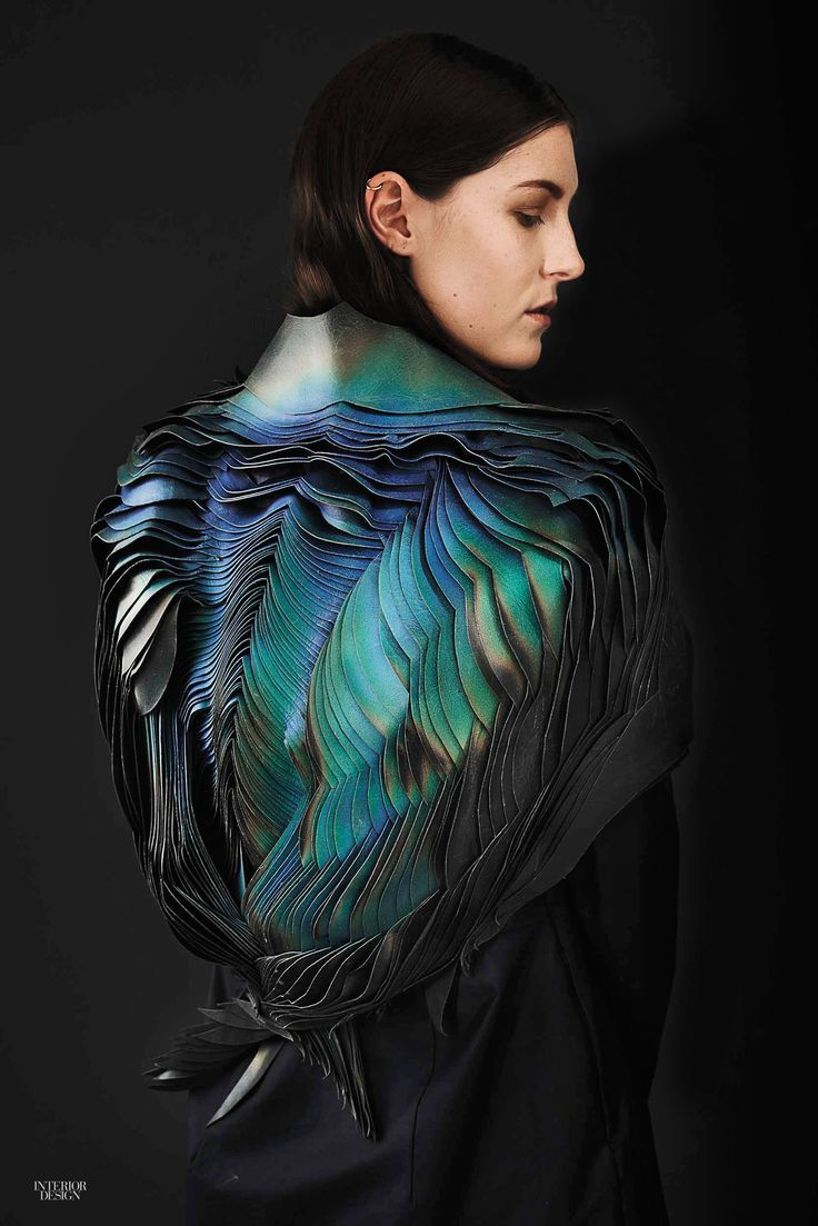 Photo Essay: 47 of the Year's Most Jaw-Dropping Moments #wearableart
