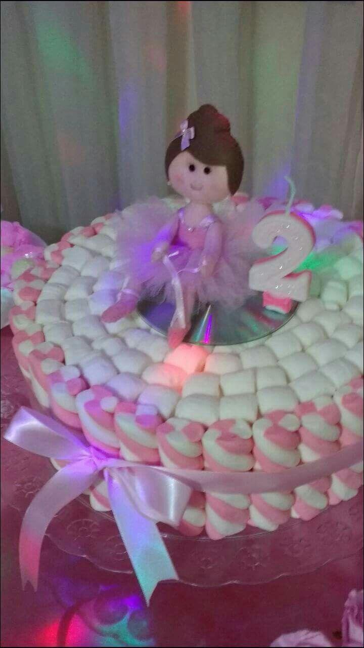 Decoracao fazendinha luxo bolo falso ccs decoracoes eventos car - Bolo Bailarina Bolo Fake Bolo Marshmallow