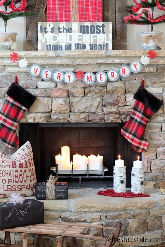 Decorating Your House For Christmas (35 Christmas Decor Ideas