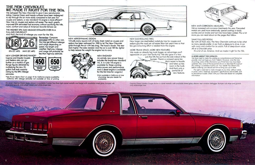 beste Turnschuhe 60% günstig Online-Shop 1980 Chevrolet Caprice Classic Landau Coupe | Chevrolet ...