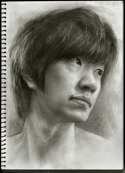 Hyperrealistic Portraits by Joongwon ( Charles ) Jeong