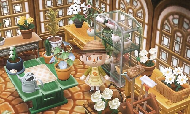 Mayorbrewster Working In The Greenhouse Gewachshaus Animal