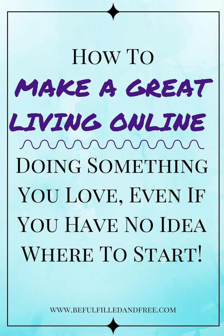 Make money online start an online business work from - How to earn more money in design home ...