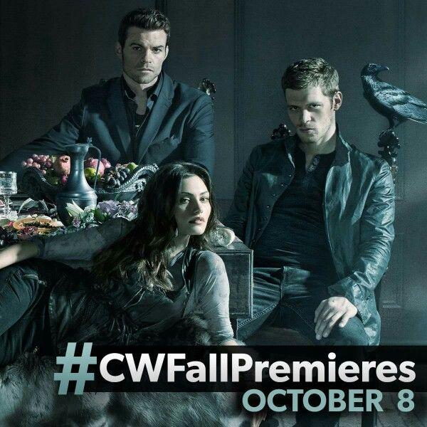 Season 3 of The Originals premieres October 8!
