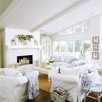 Shabby Chic Beach Cottage Style Sweet Home Decor