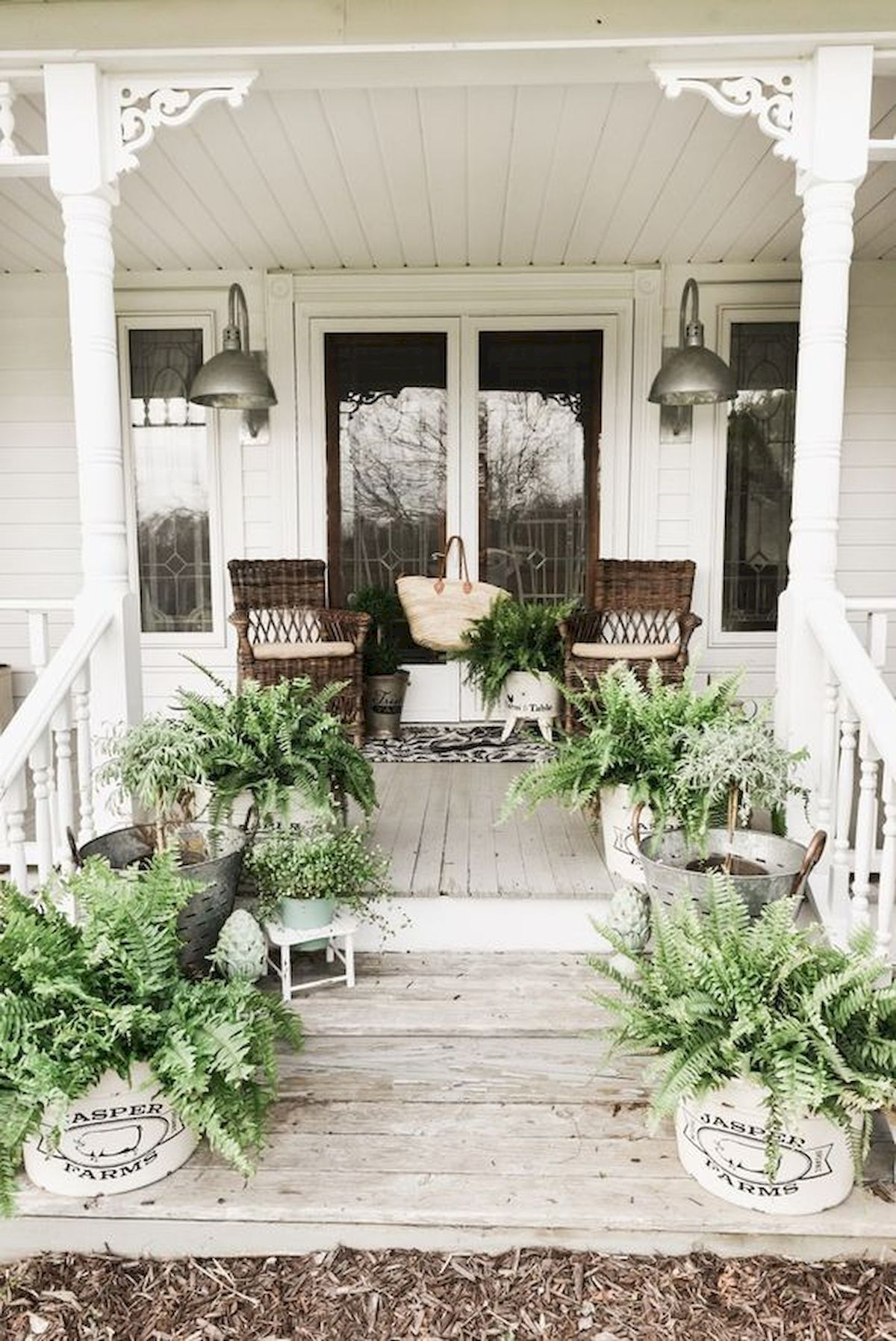 50 Beautiful Spring Decorating Ideas For Front Porch Spring