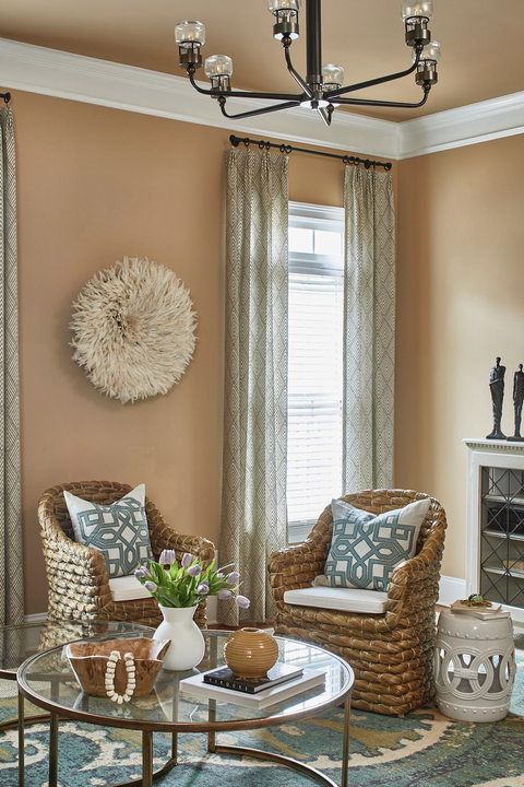 17 Paint Colors That Are Sure To Make Any Small Space Feel Huge Small Room Paint Paint Colors For Living Room Brown Rooms Paint
