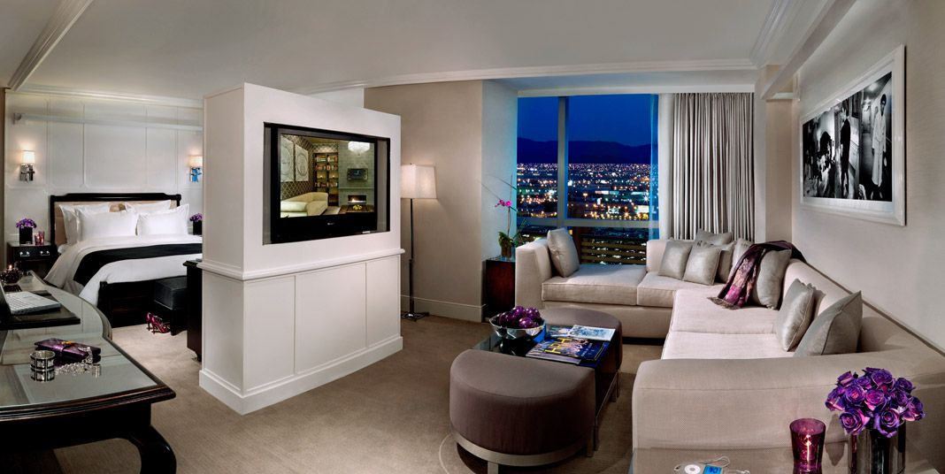 Our hotel room at the Hard Rock Hotel in Las Vegas. | Home Decor ...