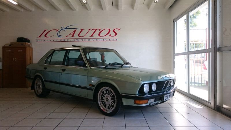 1987 Bmw 525e Auto Classic E28 Lansdowne Gumtree South