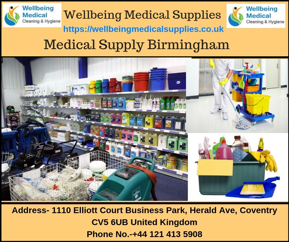 Wellbeing medical supplies services always Full fill