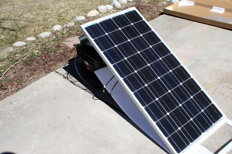 Portable Solar Power And Energy Storage Off Road Or Off Grid For Just 700 The Green Optimistic Solar Energy Panels Best Solar Panels Solar Panels