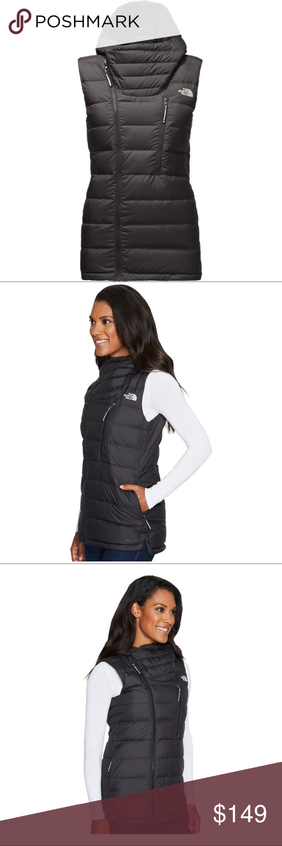 510fd5f87676 New The North Face Women s Niche Vest Hooded Down Brand new