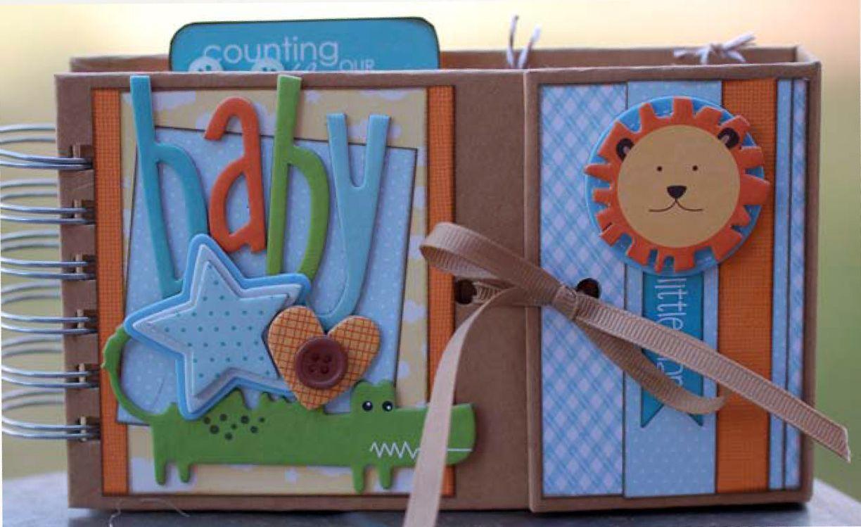 BABY BOY Mini Album Kit
