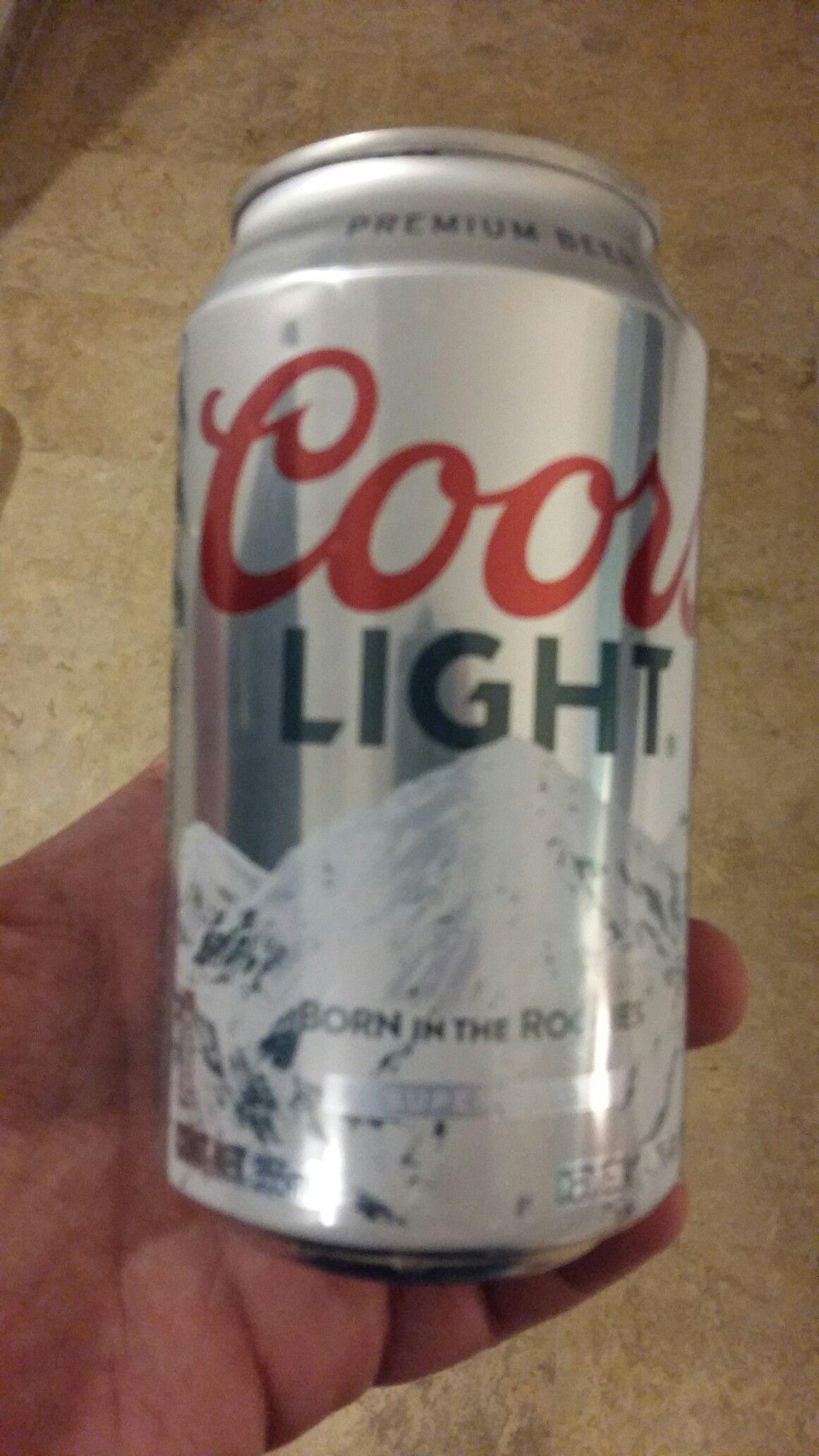 Delightful Cerveza Coors Light 355ml Home Design Ideas