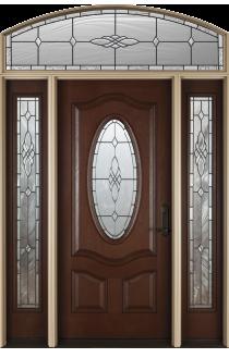 Architect Series Fiberglass Entry Doors | Pella Professional ...
