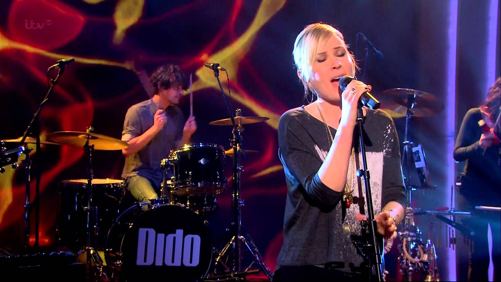 Dido White Flag The Paul O'Grady Show 26th Nov 2013