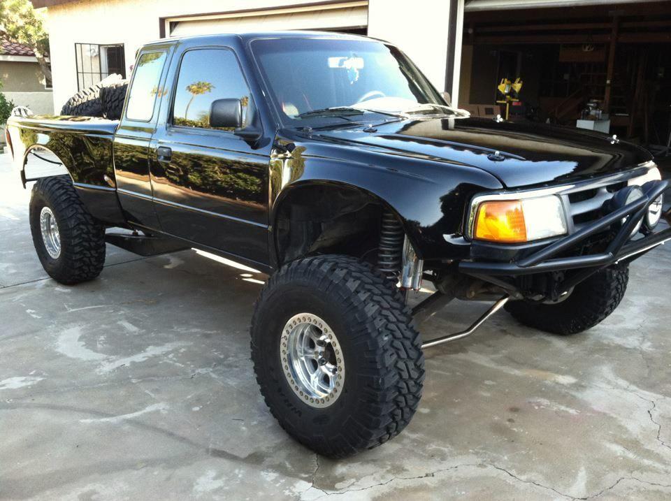 Ranger Prerunner Jump Ford Ranger Ford Ranger Prerunner Trucks
