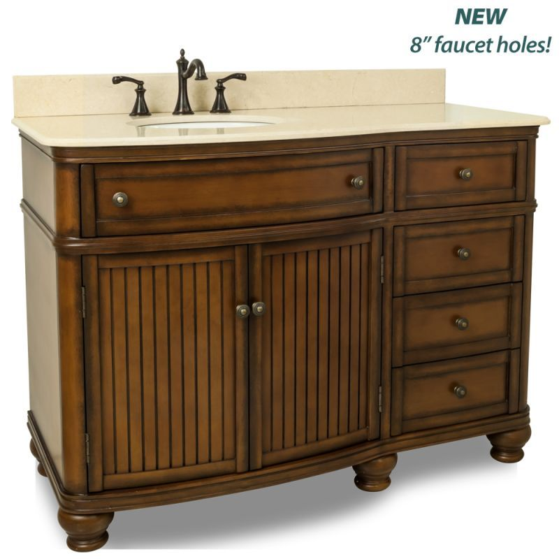45+ Compton walnut 48 12 bathroom vanity cabinet diy