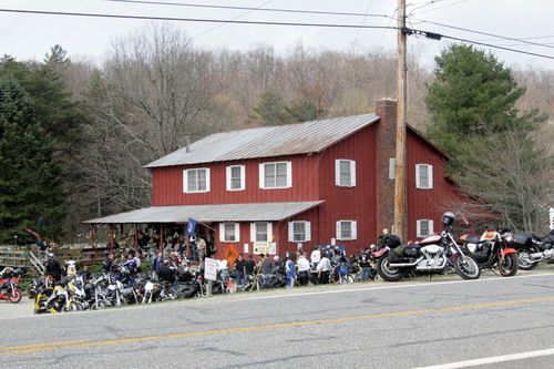 Two Wheels Only Campground And Restaurant In Suches Ga