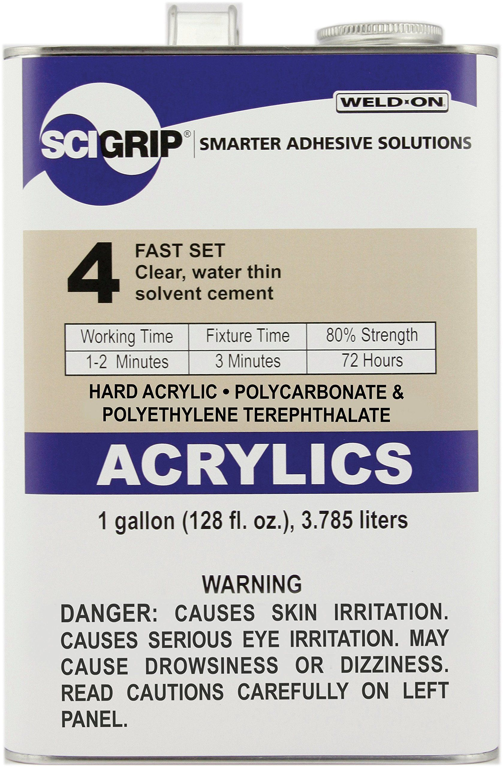 Scigrip Weldon 4 Adhesive Gallon And Weldon Applicator Bottle With Needle You Can Find More Details By Visiting The I Adhesive Irritated Skin Craft Projects