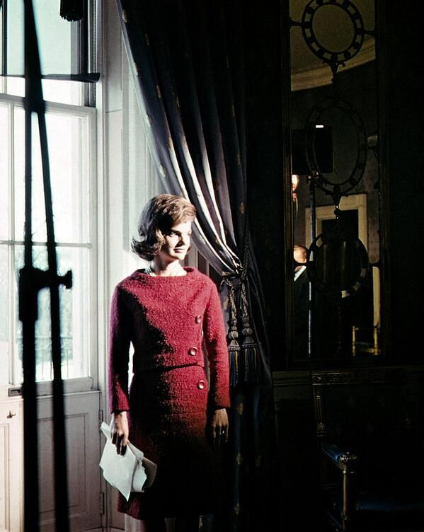 52 years ago: A Tour of the White House with Mrs. John F. Kennedy