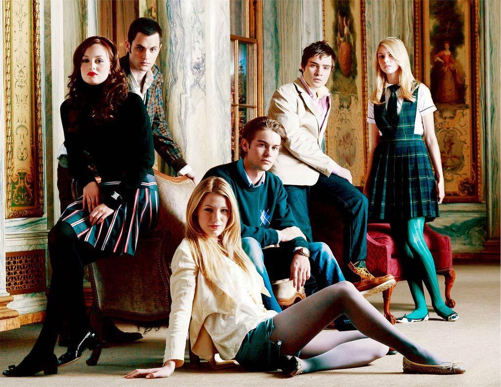 Gossip Girl | Gossip Girl | Gossip girl, Chica indiscreta y Moda