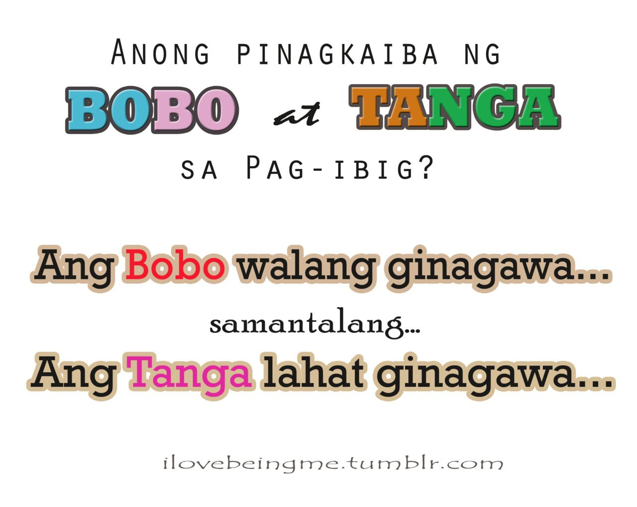 Quotes About Haters Tumblr Tagalog funny tagalog q...
