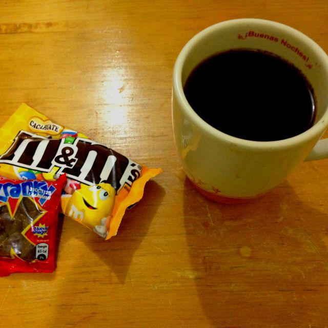 Mi desayuno de los martes.