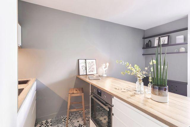 Petites cuisines de 4 m2  plans d\u0027aménagement Small spaces and Spaces
