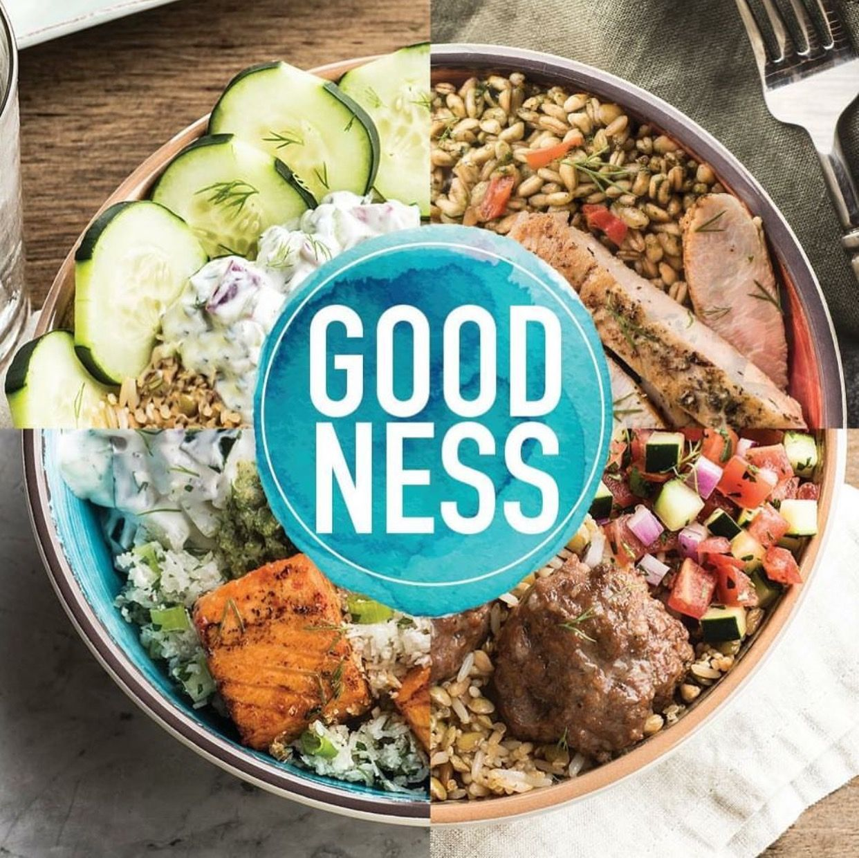 Zoes Kitchen: ZK 30 Day Lifestyle Plan   Food and Dining   Pinterest ...
