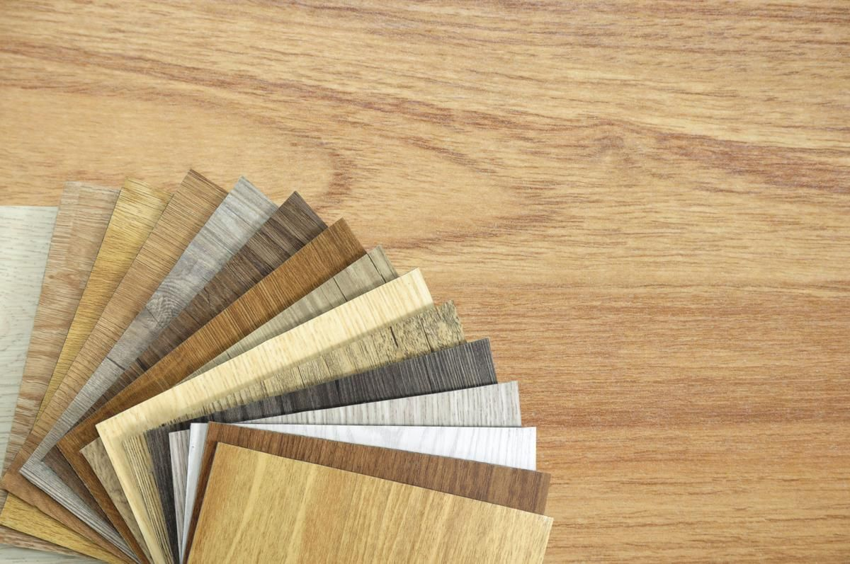 Install a laminate plank floor Vinyl flooring, Vinyl
