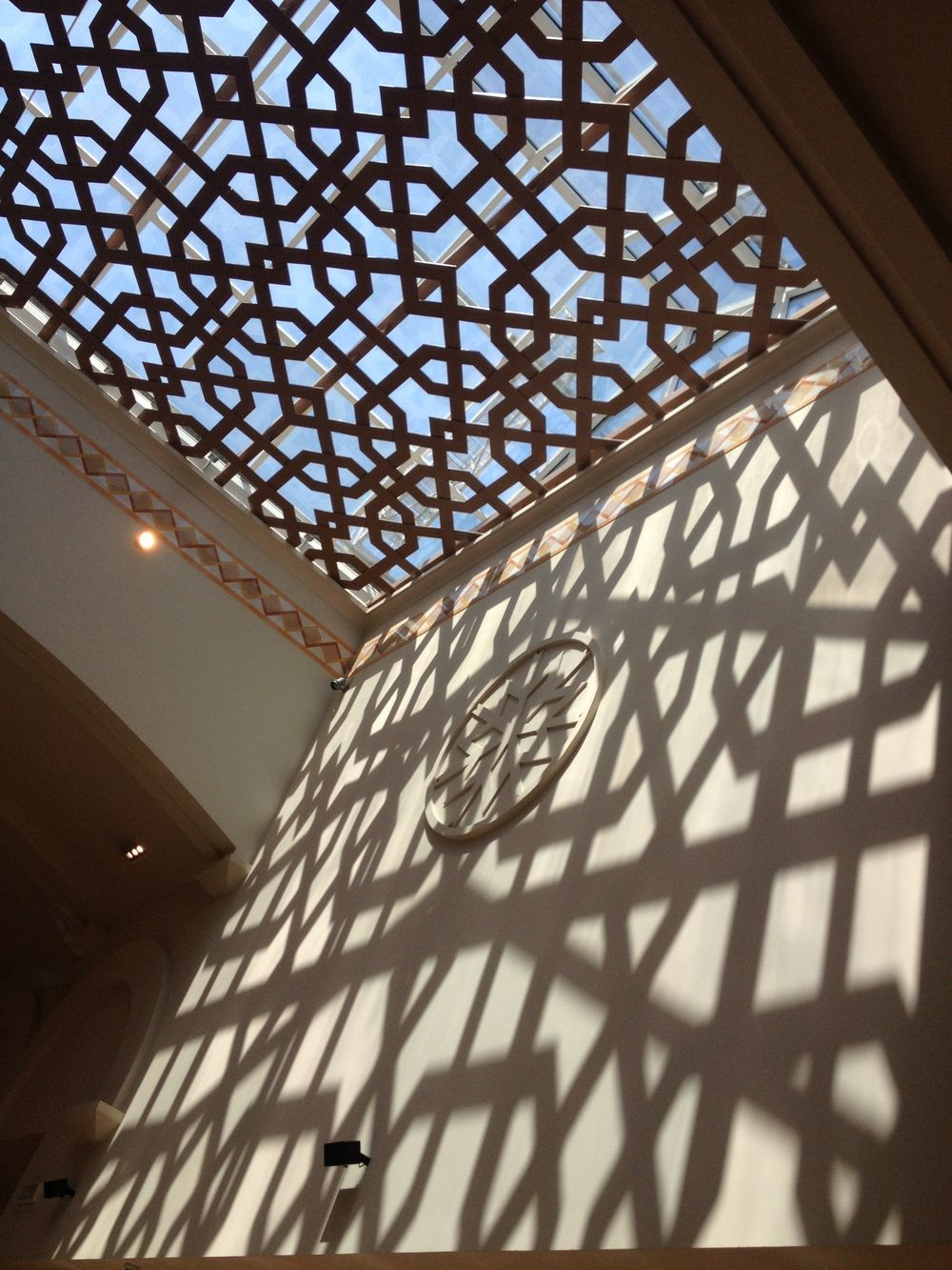 abiya mashrabiya - Google Search | Architecture, Metal ...