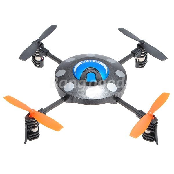 UDI U816 2.4G 4CH 4-Axis Mini RC Remote Control UFO 360 Eversion Helicopter Free Shipping!  - US$36.95
