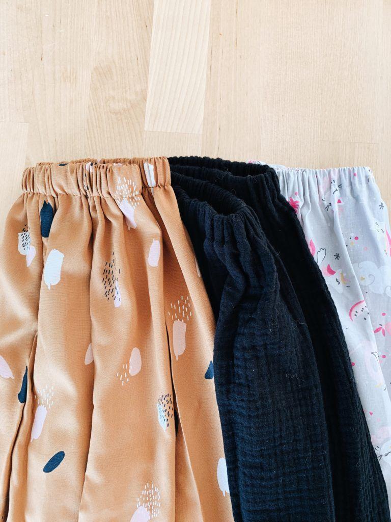 TUTO couture : des jupes express toutes les tailles mère & fille - Zess.fr // Lifestyle . déco . DIY . Crochet designer