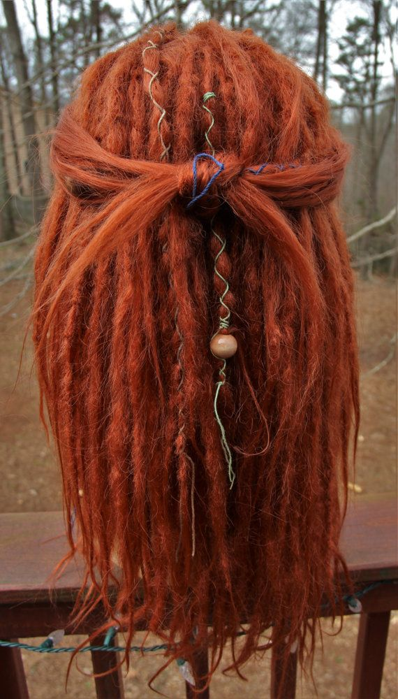 * Synthetic Lace Front Dreadlock wig * Ready to ship! This wig is hand dreaded with twist and ...