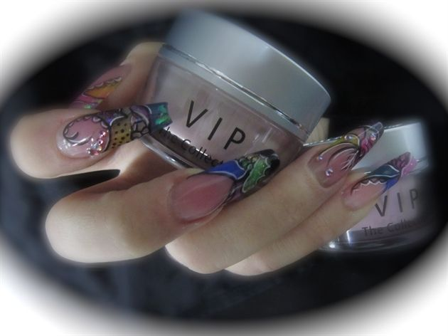 Image detail for -Nail Art Gallery - Acrylic & Hand Painted Design