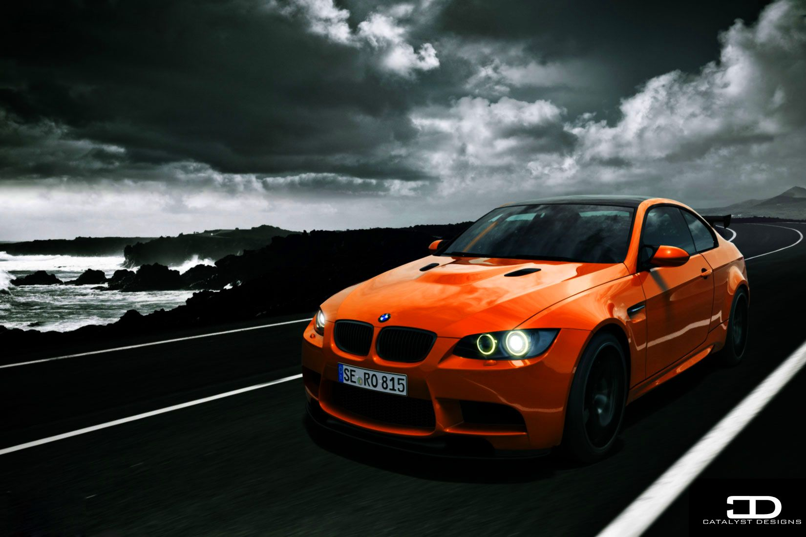 BMW M3 GTS Wallpaper HD Beautiful Landscapes BMW BMW M3 Bmw M3
