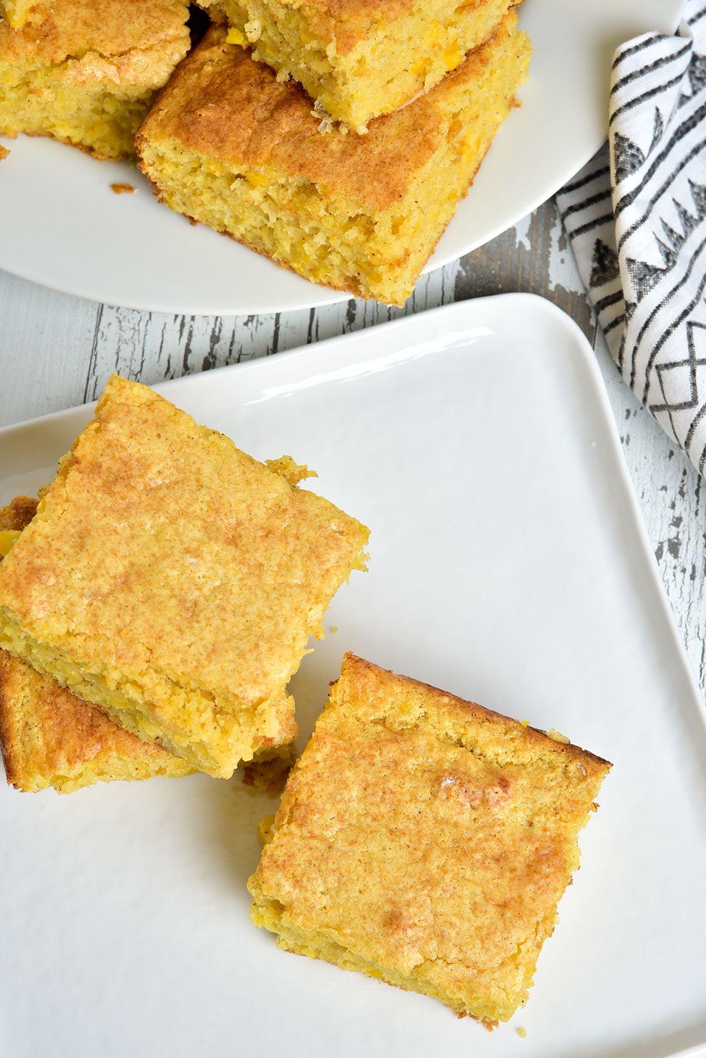 Pan De Elote Christy Vega Recipe Food Website Baking Food