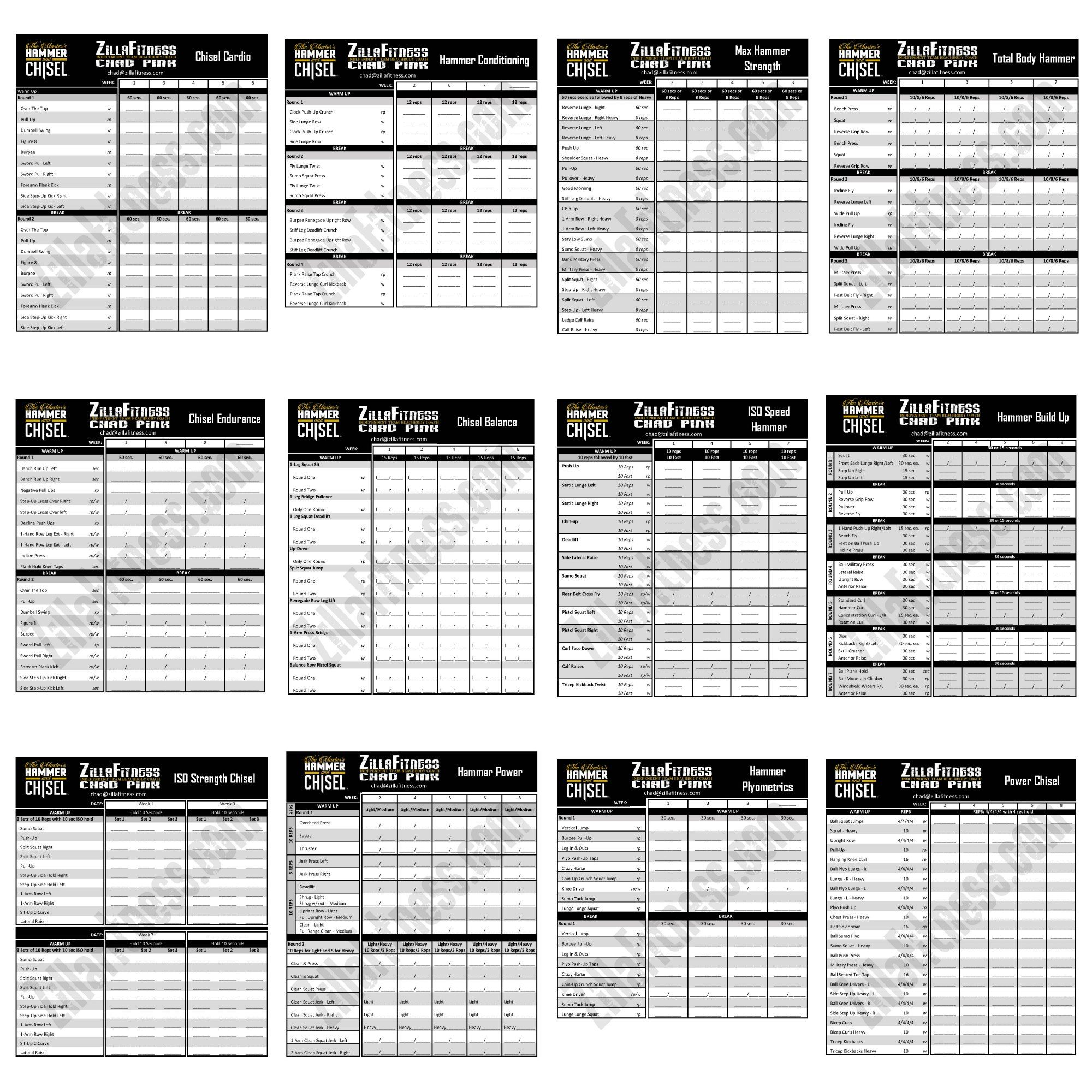 The MasterS Hammer And Chisel Worksheets  Worksheets Beachbody