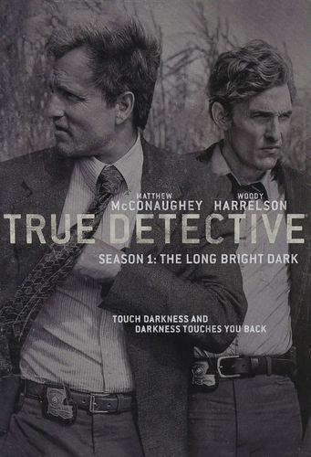 True Detective: The Complete First Season [3 Discs] [DVD] in