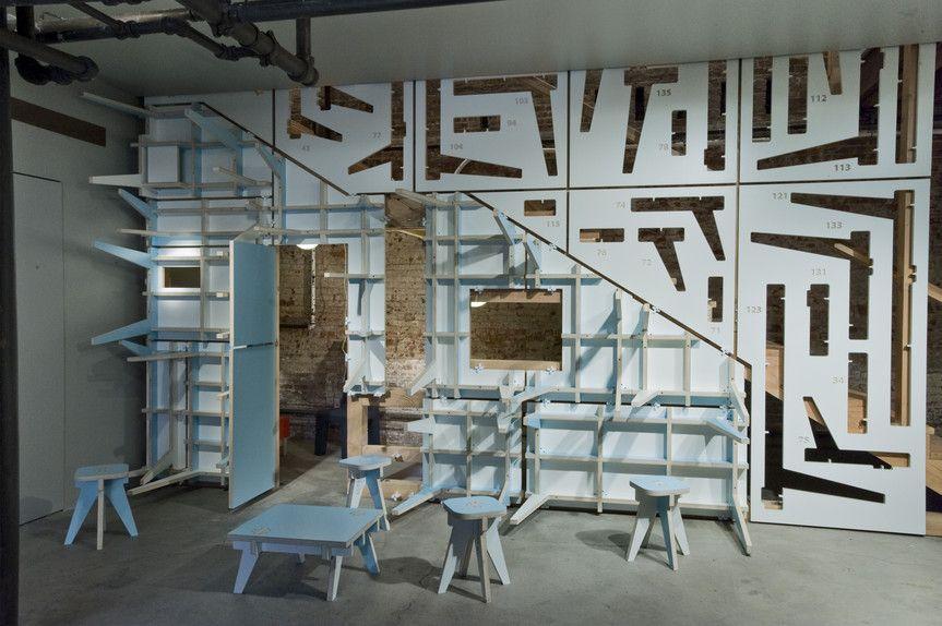 Blueprint Interior Design Droog Droog All Blueprint At Droog New ...